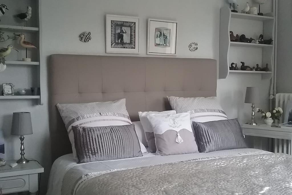 chambres avec vue sur mer au pays des abers chambres d 39 h tes louer plouguerneau bretagne. Black Bedroom Furniture Sets. Home Design Ideas