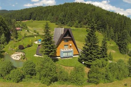 VILA-ANNA /Ap.TOURIST   , Valašsko  - Halenkov - Villa