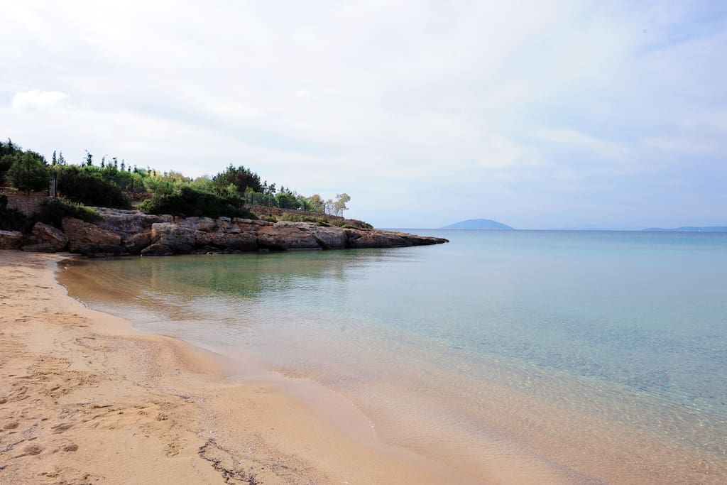 Villa Aria Beach - Soak up the sun and sea! Crystal clear water and a view to live for!