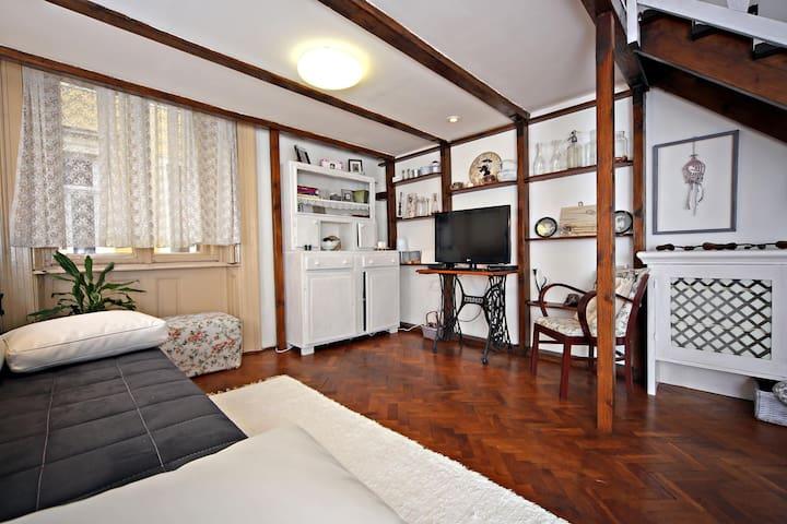 Agria Vintage Apartman - Eger - Appartement
