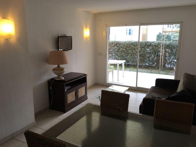 APPARTEMENT DANS RESIDENCE - Argelès-sur-Mer - Apartment