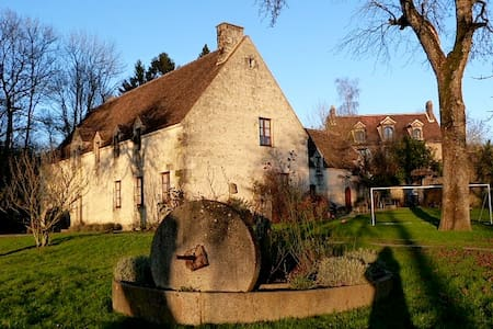 French Countryside 3rd Bed - Fontaine-Simon - Bed & Breakfast