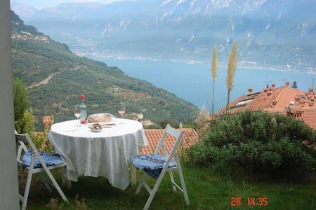 House Gargnano Lake Garda Tignale- - Brescia - Huoneisto