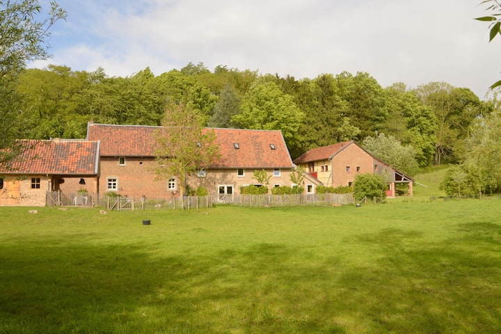 Comfy Holiday Home near Forest in Slenaken