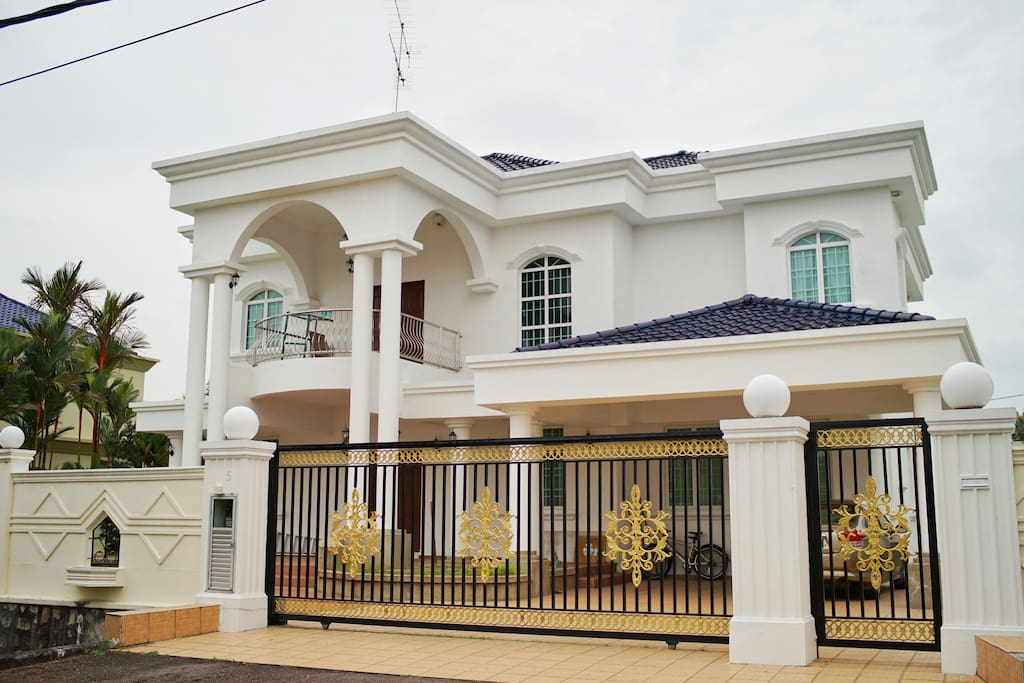 Overview of our house