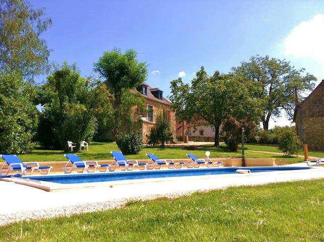 Charme et calme en Limousin ACACIA - Végennes - House