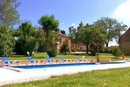 Charme et calme en Limousin ACACIA - Végennes - Casa