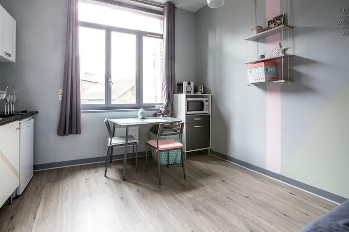 studio plein centre - Arras - Apartment