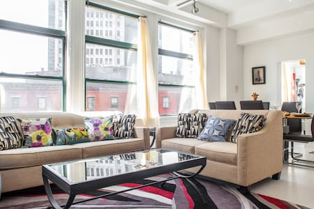 WATER VIEW 4 BEDROOMS LOFT!! - Nueva York
