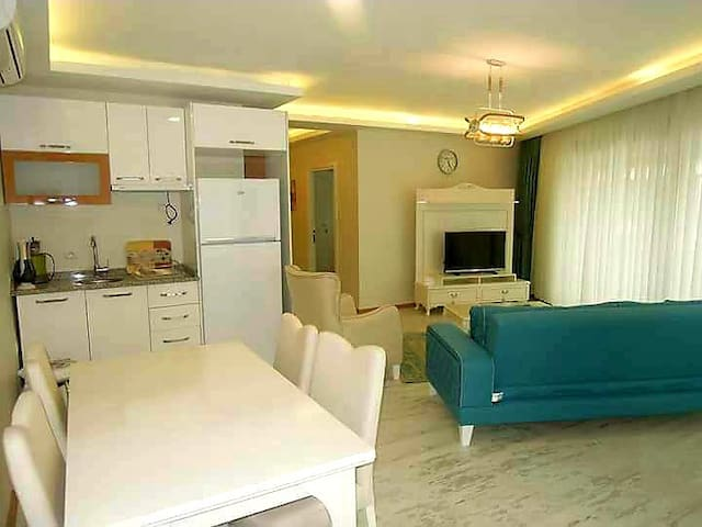 Awesome 2+1 apartments in Istanbul nice district
