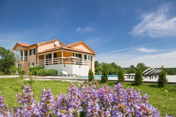 Villa Olea. Perfect for a great family holiday!