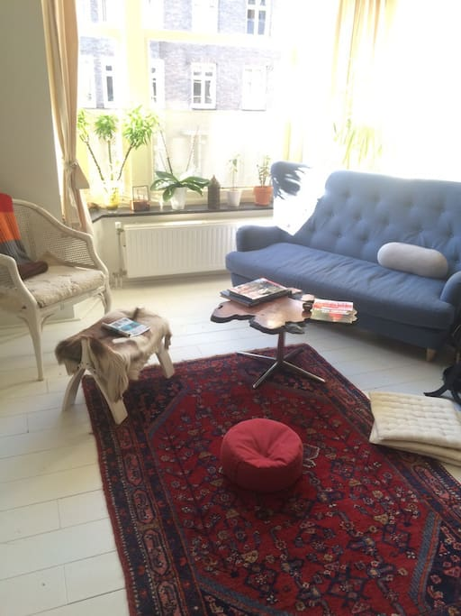 Our cosy livingroom