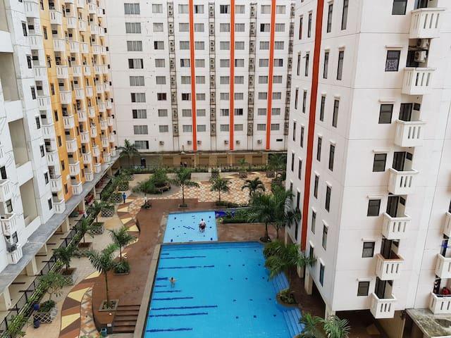 Kemang view apartement helga