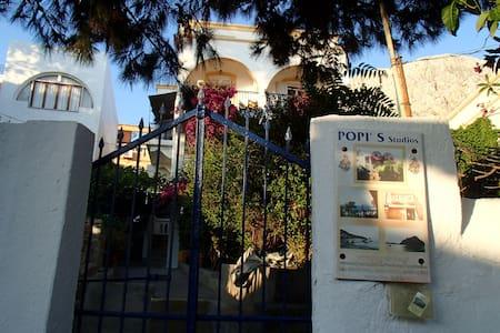 Popi's Studios Myrties Kalymnos B