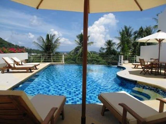 Modern Phuket beach appartment