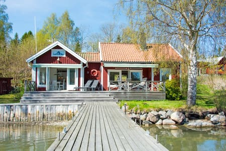 The Villa by the Sea - Norrtälje SO - Casa