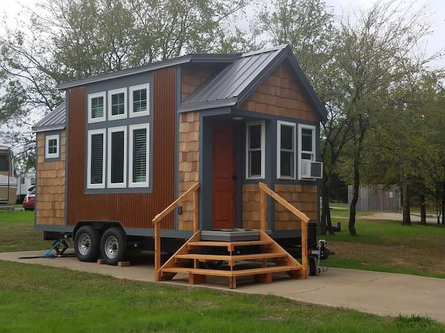 Mill Creek Ranch Resort-The Birch Tiny Home