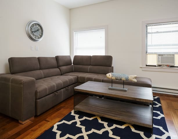 Charming & Quiet 1BD/1BA ,Upper Manhattan Sleep 6 - New York - Apartment