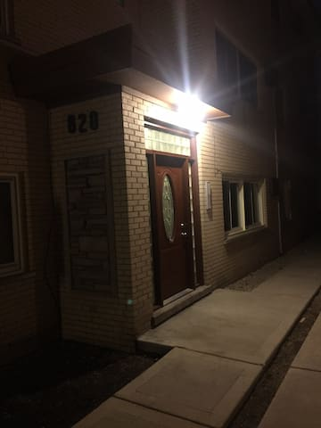 Oak Park Residence, 15 mins from Downtown Chicago - Oak Park - Wohnung