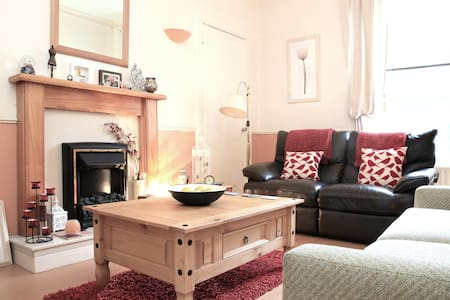 Flat in amazing central location - Edinburgh - Apartment