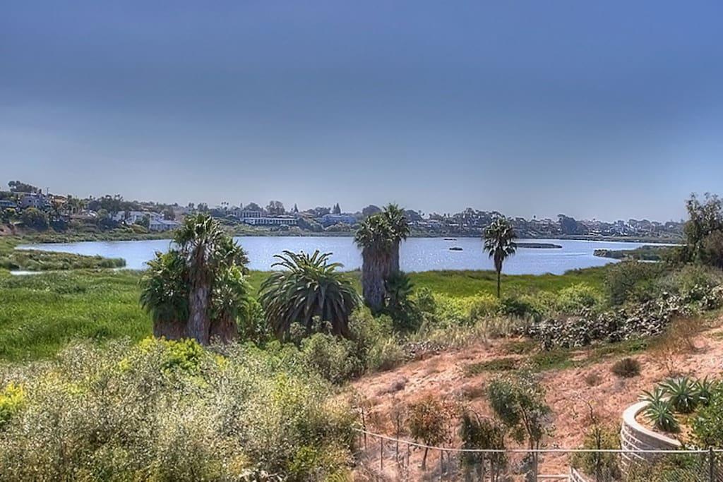 The Buena Vista (good view) Lagoon