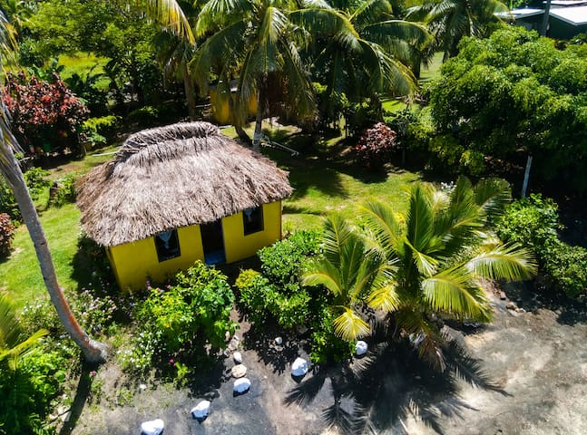 Yet Another Yasawa Paradise in Native Village