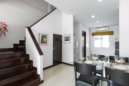 2 BRs,4 Sleeps Townhouse in HuaHin  - Hua Hin