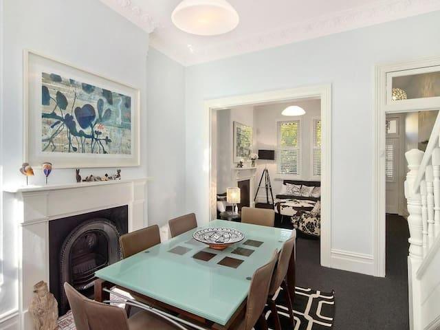 Comfortable Paddington Terrace - Paddington - Rumah
