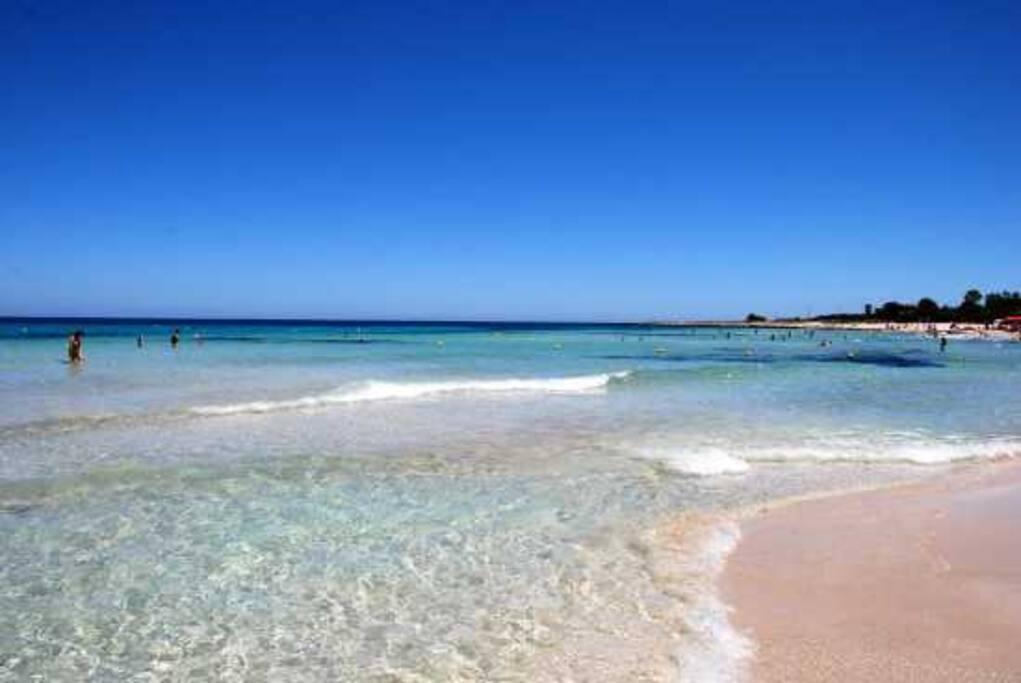 La Spiaggia di Mazara del Vallo - Tonnarella 6Km