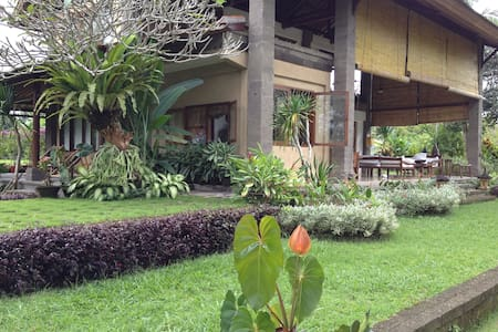 Country Living  Gorgeous Setting - Klungkung Bali - 别墅