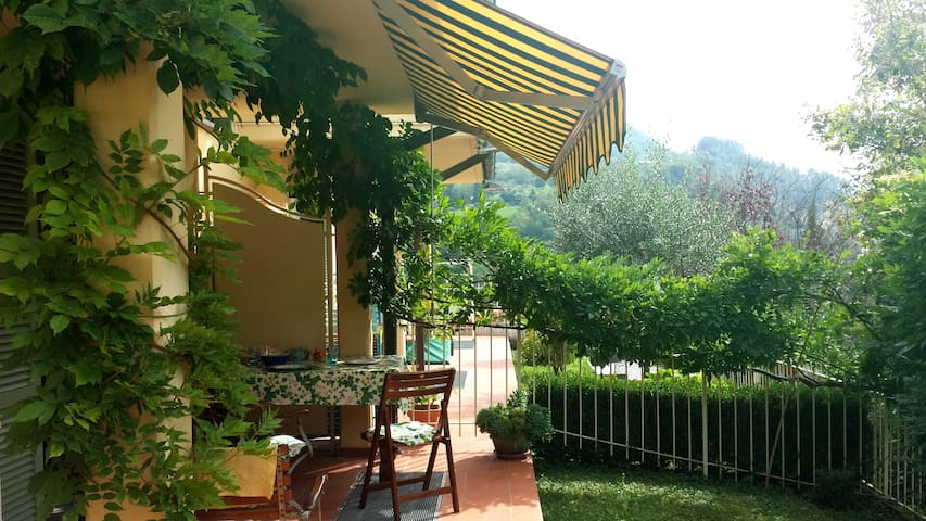 Elegante casa in collina. - Mercatale-san Quirico - Appartement