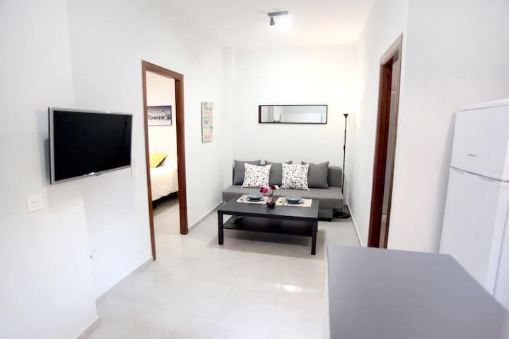6.Apartamento de dos dormitorios