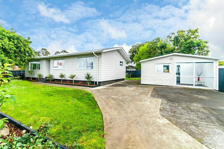 Auckland Airport stay up to 4 pp - Auckland - Haus