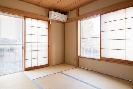 Japanese-style room that can relax - Saitama-shi - Hus