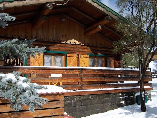 Chalet/Baita -Etna Unesco Park - Nicolosi - Chalet