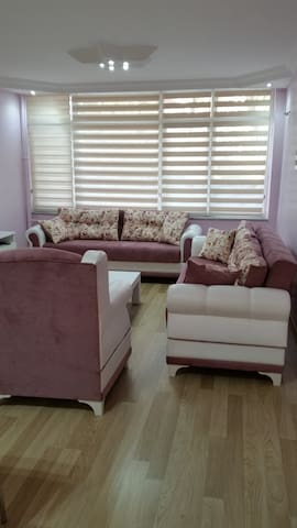 furnished lux apartment with3 rooms - Estambul - Apartamento