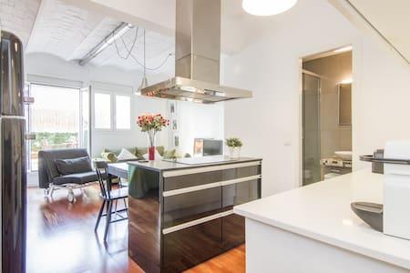 Didi Loft & Terrace Sagrada Barcelona - Barcelona - Apartment
