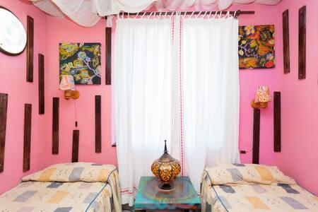 2 SINGLE BED BEDROOM. B&B - Playa de la Américas