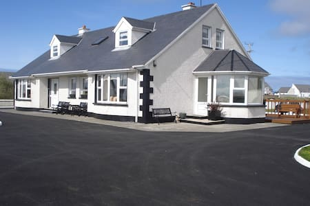 Island View B&B Double/Tripple Room - Burtonport - Bed & Breakfast