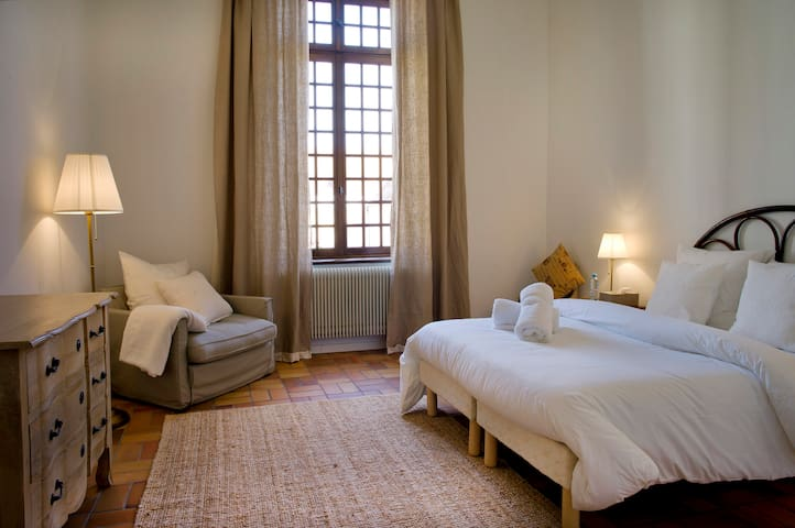 Petite Suite at the Castle of Bligny Les Beaune - Bligny-lès-Beaune - Apartment