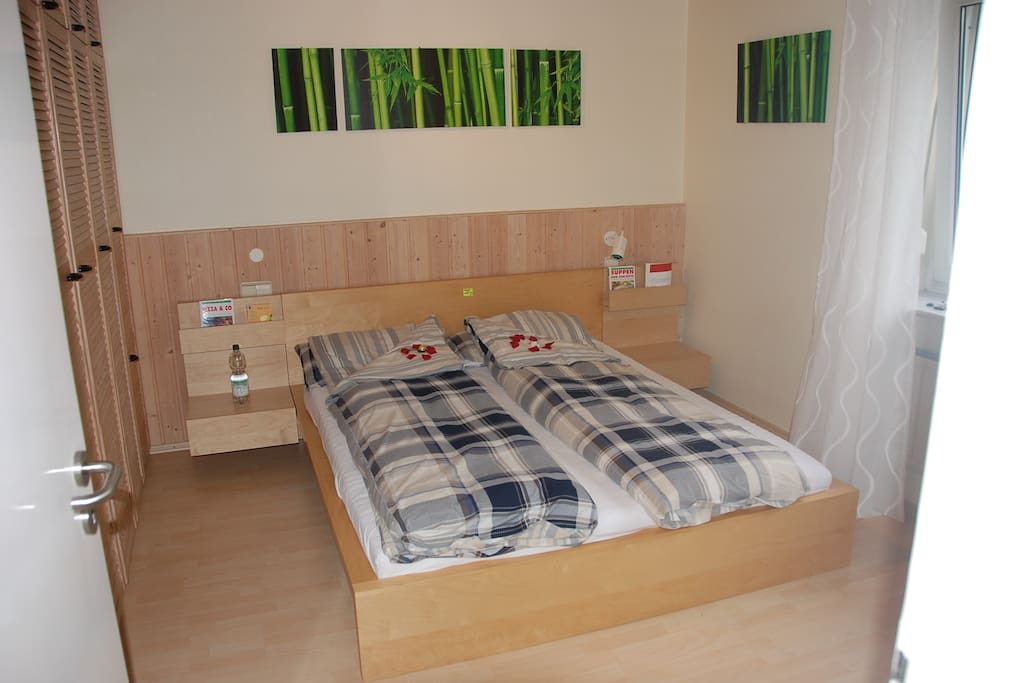 Double bed guestroom 1st floor