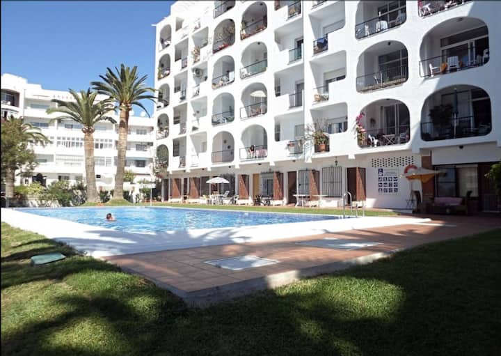 VERDEMAR 39 spacious 1 bed front line apartment