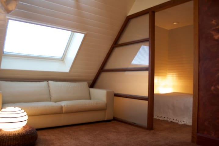 Sfeervol design-appartement  - Ten Post - Appartement