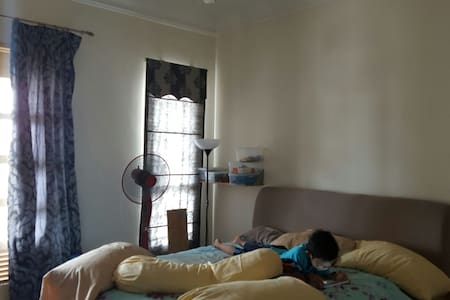 1 bedroom with en suite bathroom - Nilai - House
