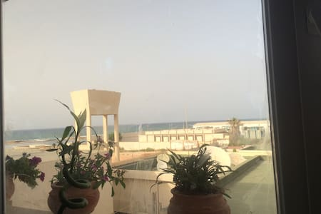 Sunny new apartment with Sea View  - Tripoli