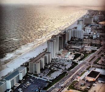 Directly on the Beach in Destin FL