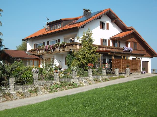 XXL Wohnung im wunderschönen Allgäu - Lengenwang - Apartamento