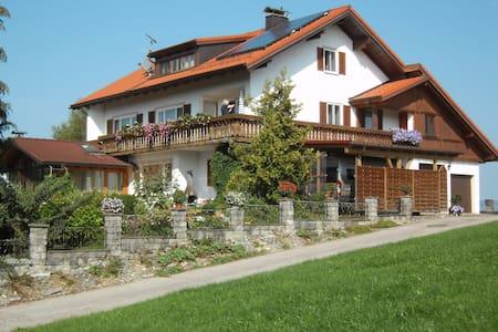 XXL Wohnung im wunderschönen Allgäu - Lengenwang - อพาร์ทเมนท์
