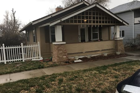 Cute downtown home w/ tons of charm - Casper - Hus
