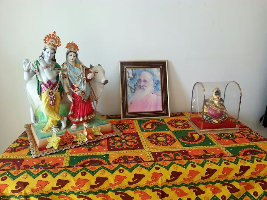 Indian spiritual flavour